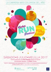 II CARRERA COLOR RUN MELILLA