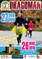 DRAGOMAN / DRAGON TRAIL 2016