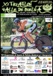 XI TRIATLON VALLE DE BUELNA