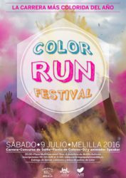 CARRERA COLORES RUN MELILLA