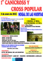 I CANICROSS Y CROSS POPULAR NOGAL DE LAS HUERTAS