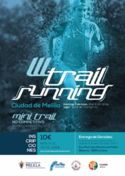 III TRAIL RUNNING MELILLA