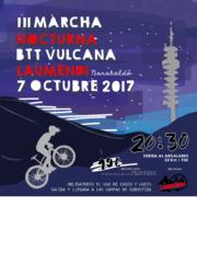 III Marcha Nocturna BTT Vulcana Laumendi de Barakaldo