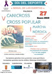 V CANICROSS Y CROSS POPULAR NOGAL DE LAS HUERTAS