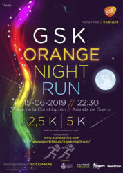 II GSK ORANGE NIGHT RUN