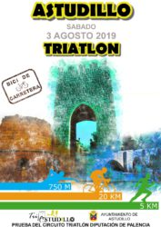TRIATLON SPRINT DE ASTUDILLO