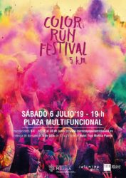 IV COLOR RUN FESTIVAL MELILLA