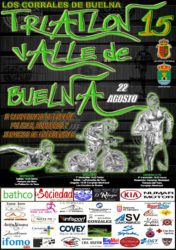 15 TRIATLON VALLE DE BUELNA (SUSPENDIDO)