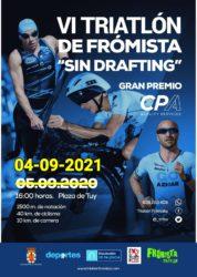 TRIATLON OLIMPICO SIN DRAFTIN DE FROMISTA 2021